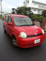 TOYOTA SIENTA LOW MILEAGE, LOW PRICE, RELIABLE, INQUIRIES CALL ONLY 08033598564, GREAT FAMILY CAR in Okinawa, Japan