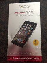 ZAGG - InvisibleShield HD Glass Screen Iphone 6plus in Houston, Texas