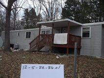 3 bdr 1 bath mobile home on 1.1 acres in St. Louis, Missouri