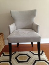 Crate and Barrel Sasha Chair - excellent condition in Naperville, Illinois