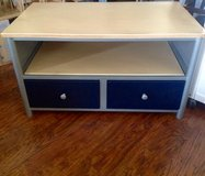 NEW, TV STAND WITH 2 DRAWERS in Naperville, Illinois