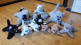 Pound Puppies Pound Purries 54 pc lot in Bolingbrook, Illinois