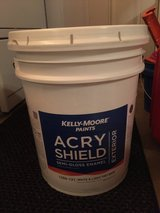 New Kelly Moore exterior 5 gallon paint in Travis AFB, California
