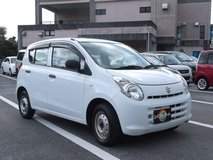 2011 SUZUKI ALTO White#3388 in Okinawa, Japan