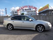 2004 SUBARU LEGACY 50th ANNIVERSARY MODEL in Okinawa, Japan