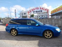 2005 SUBARU LEGACY WAGON GT LIMITED EDITION in Okinawa, Japan