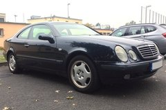 REDUCED PRICE! Mercedes CLK230 PCS SALE! in Wiesbaden, GE