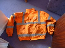 Hi Vis jacket, XL, used but in good condition in Lakenheath, UK