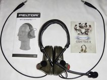 Peltor MT15H69FB19 Comtact II Dual Radio Headset BN in Fort Bragg, North Carolina