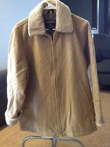 Camel color Woolrich in Ramstein, Germany