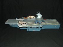 Matchbox USS Skybusters 58 Mattel Aircraft Carrier in Bolingbrook, Illinois