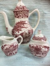 Grindley staffordshire England coffee Set 3 pieces in Ramstein, Germany