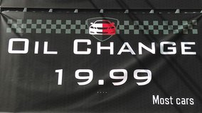 Oil Change Special in Houston, Texas