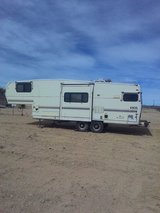 Sale or trade 27ft excel trailer in Yucca Valley, California