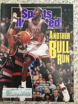 Michael Jordan Sports Illustrated in Lockport, Illinois