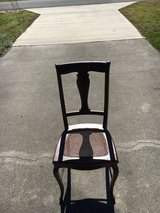 Old Side Chair- Fixer Upper in Wilmington, North Carolina