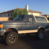 1989 Ford Bronco in Lake Elsinore, California