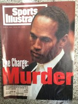 OJ Simpson -Sports Illustrated -The Charge: Murder in St. Charles, Illinois