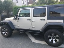 2007 Jeep Wrangler unlimited Rubicon in Ansbach, Germany