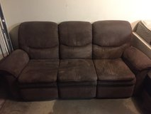 LazyBoy Double Recliner Couch in Lawton, Oklahoma