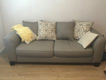Grey couch for sale! in Fort Sam Houston, Texas
