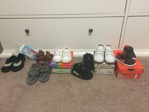 baby shoes in Fort Irwin, California