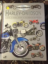 Harley-Davidson A model-by-model History of the American Motorcycle in 29 Palms, California