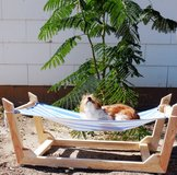 Handmade Customizable Pet Hammock in Alamogordo, New Mexico