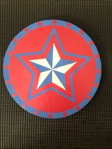Red/Blue Shield in St. Charles, Illinois