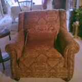 Bernhart Over Size Chair in Baytown, Texas