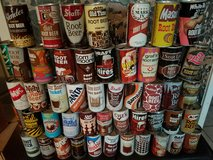 POP CAN COLLECTOR LOOKING TO PURCHASE EXTENSIVE COLLECTION in Aurora, Illinois