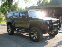 Hummer in Fort Campbell, Kentucky
