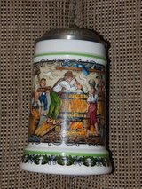 German BMF Beer Making Stein in Stuttgart, GE
