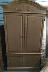 Bedroom Furniture - 4 pieces - Southwestern Look in The Woodlands, Texas