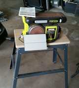 Ryobi Bench Belt Sander in Alamogordo, New Mexico