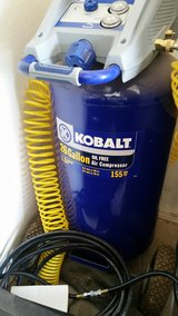 Kobalt 26 Gallon Air compressor in Alamogordo, New Mexico