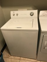 Washer and dryer in Fort Bliss, Texas