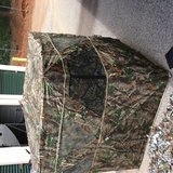 Ground blind reAltree in Columbia, South Carolina