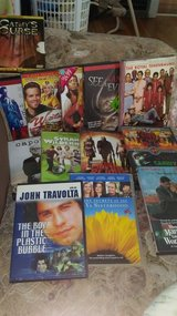 Assorted dvds in Ottawa, Illinois
