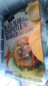 Black bean chipotle burgers in Clarksville, Tennessee