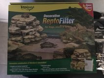 Decorative turtle filter water filter brand new never opened in Vacaville, California
