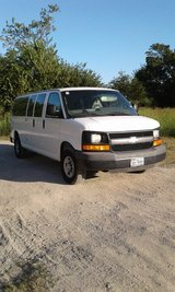 CHEVY EXPRESS EXTRA LARGE in Sugar Land, Texas