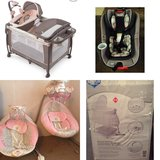 Moving Sale!!Baby Girl Items! in Vacaville, California