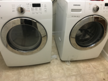 Samsung Washer & Dryer in Fort Bliss, Texas