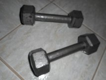 5 lb exercise weights in Eglin AFB, Florida