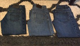 Boys Size 8 Jeans Lot in Columbus, Georgia