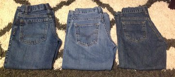 Boys Distress Jeans size 8 in Fort Benning, Georgia