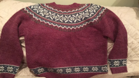 Croft and Barrow Sweater in Naperville, Illinois