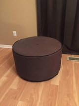 At Home Furniture Ottoman in Naperville, Illinois