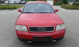 Audi a6 with new inspection in Hohenfels, Germany